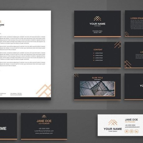 Just Start Up Finesse branding design 03