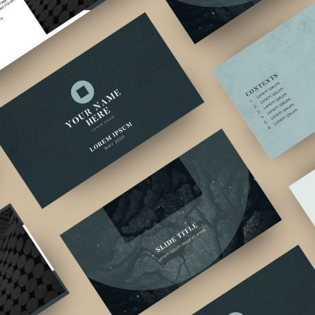 Just Start Up Sterling Branding Kit