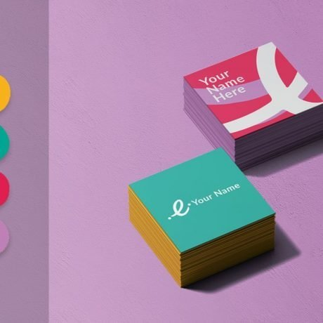 Just Start Up Branding Kit Bold and Playful